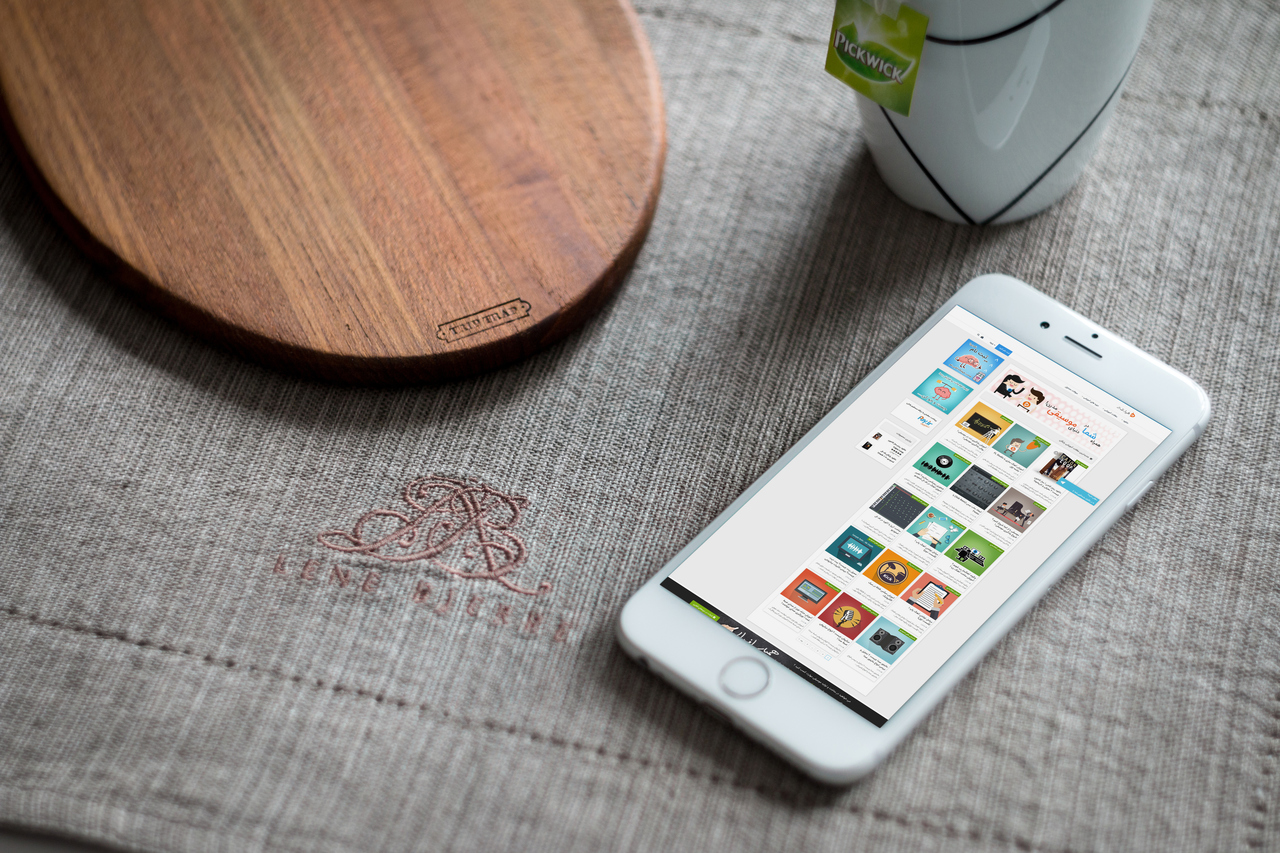 طراحی سایت آموزشی فروشگاهی همیار اف ال Hamyarfl | طراحی سایت وردپرس
